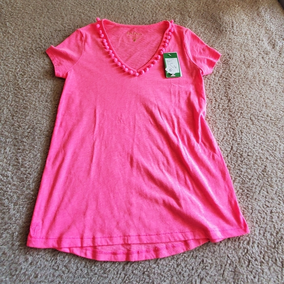 Lilly Pulitzer Tops - NWT Lilly Pulitzer Etta Top